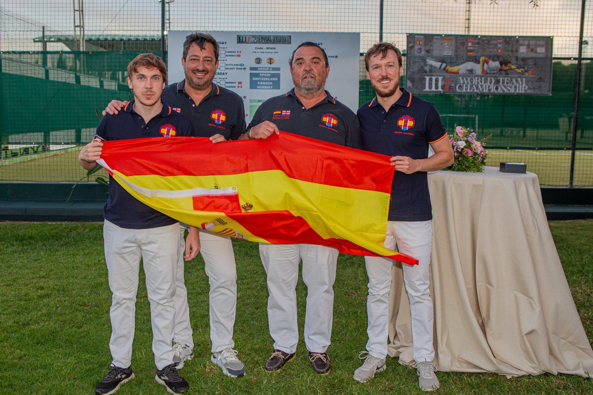 III Campeonato del Mundo de Croquet por Países - Real Novo Sancti Petri 25