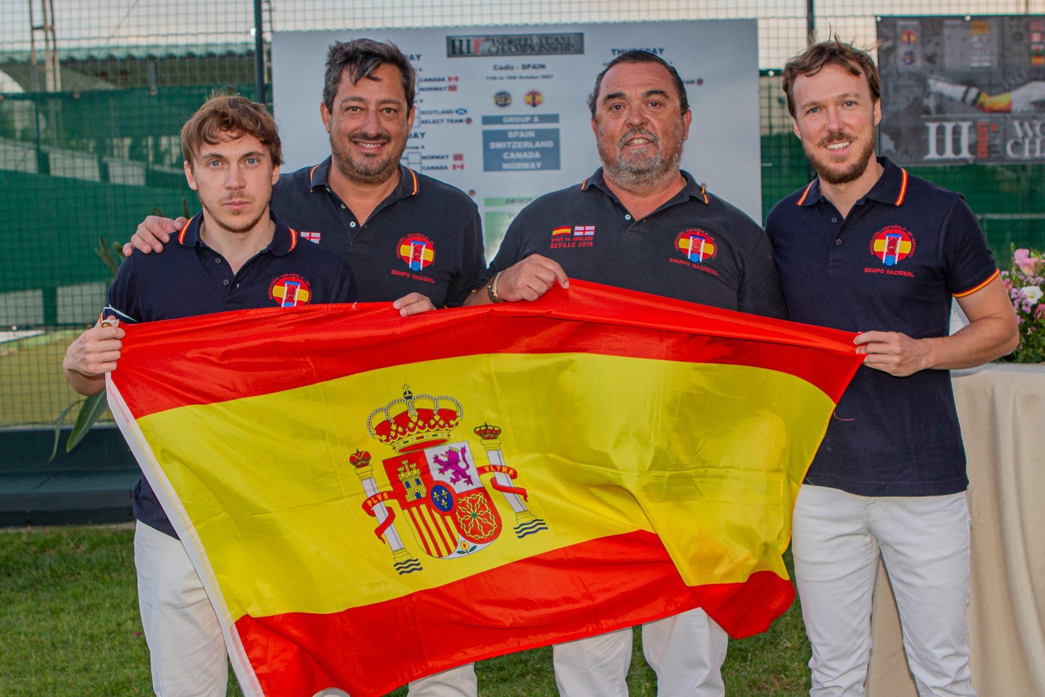 III Campeonato del Mundo de Croquet por Países - Real Novo Sancti Petri 26