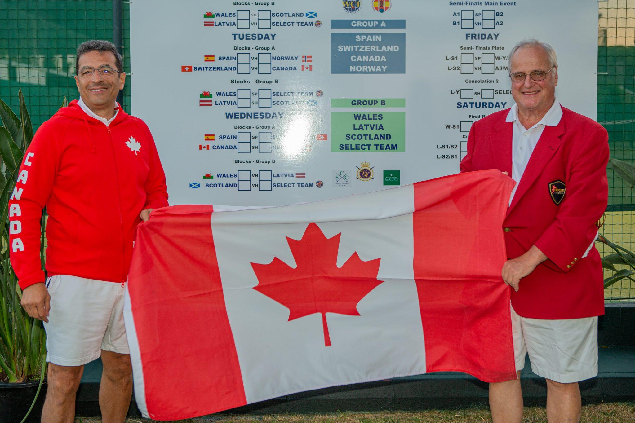 III Campeonato del Mundo de Croquet por Países - Real Novo Sancti Petri 28