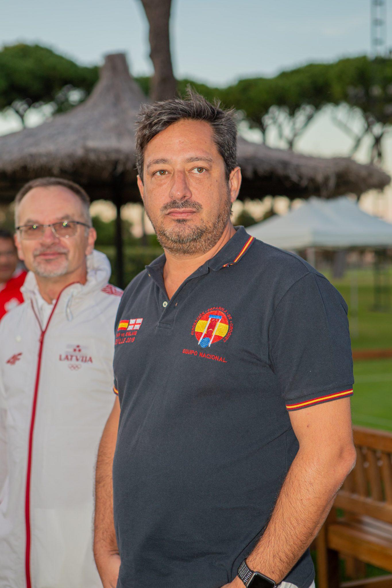 III Campeonato del Mundo de Croquet por Países - Real Novo Sancti Petri 30