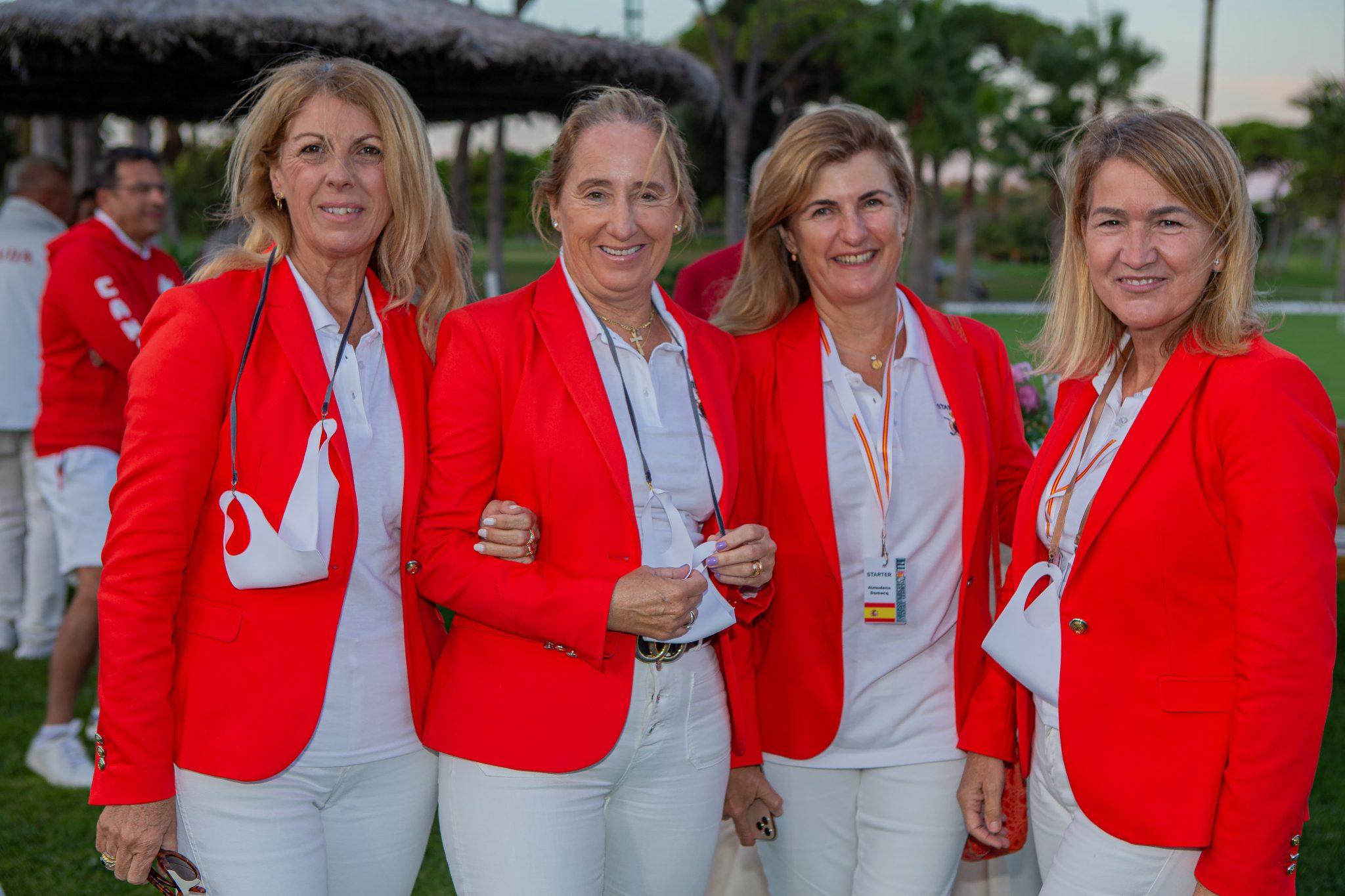 III Campeonato del Mundo de Croquet por Países - Real Novo Sancti Petri 32