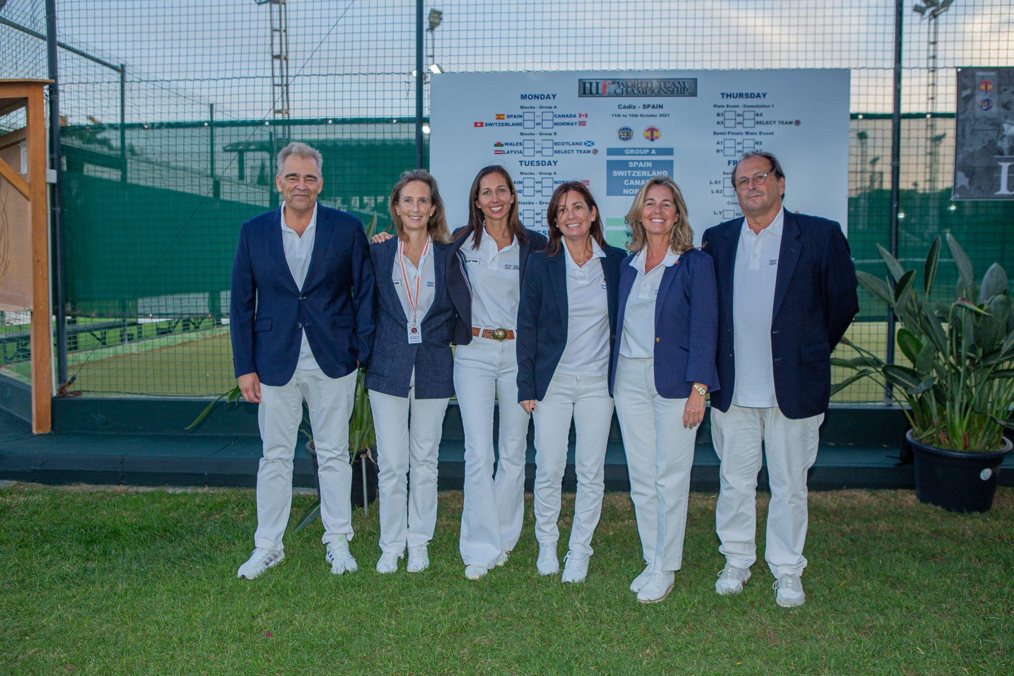 III Campeonato del Mundo de Croquet por Países - Real Novo Sancti Petri 34