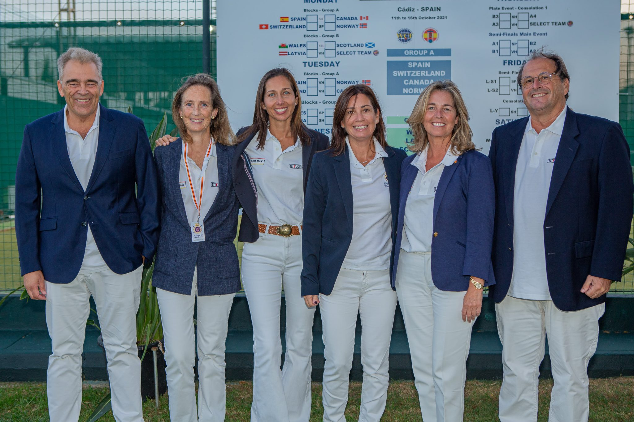 III Campeonato del Mundo de Croquet por Países - Real Novo Sancti Petri 35