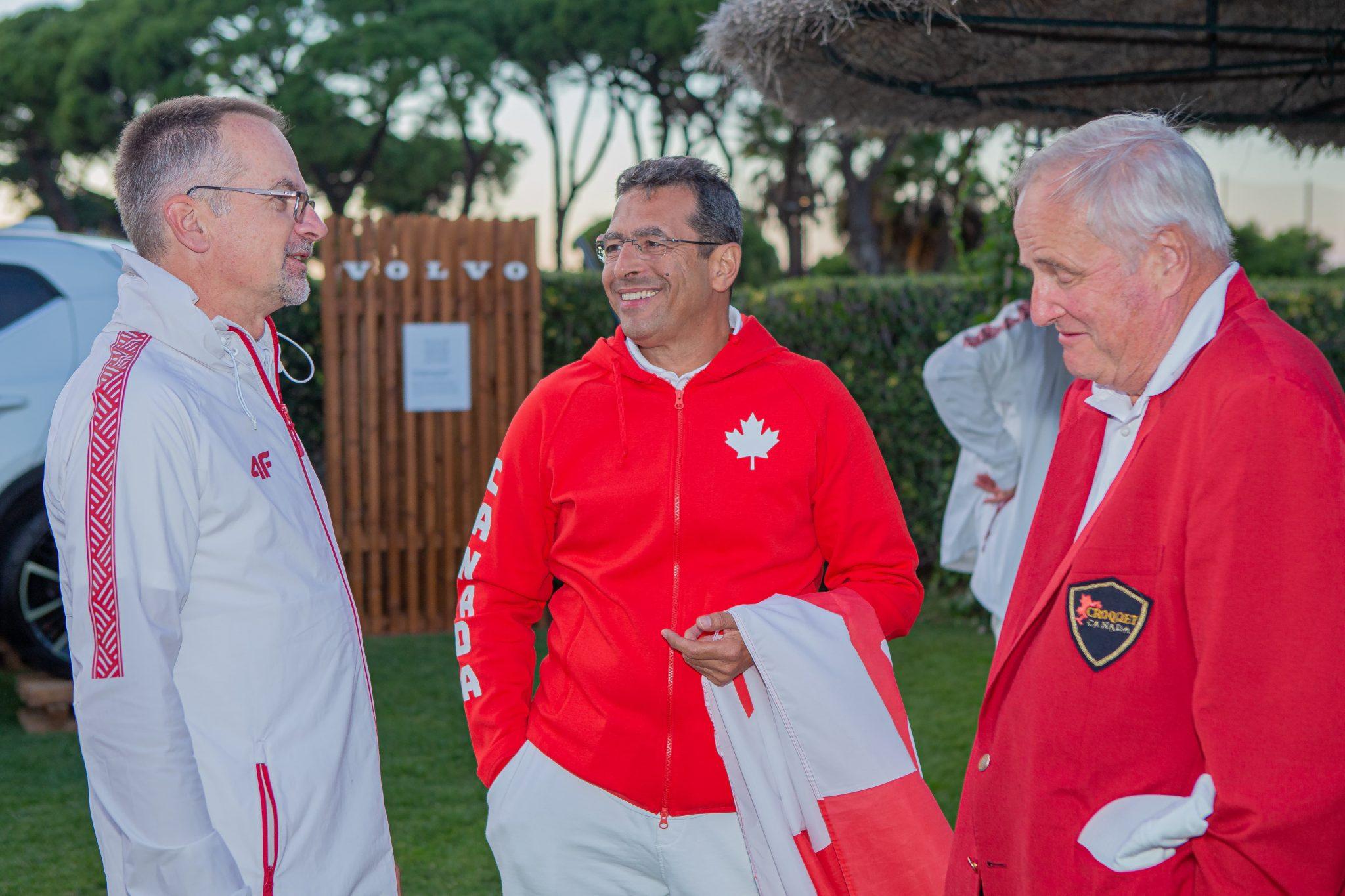 III Campeonato del Mundo de Croquet por Países - Real Novo Sancti Petri 37