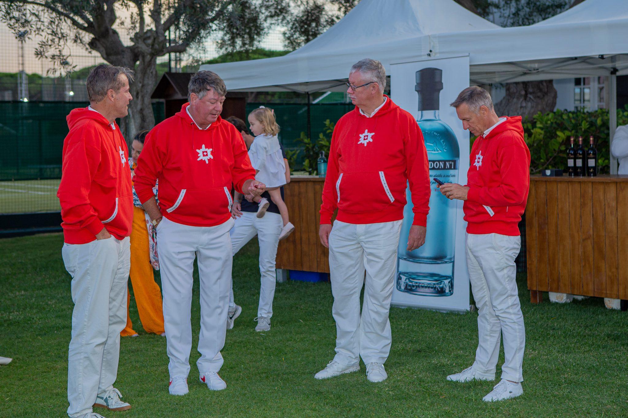 III Campeonato del Mundo de Croquet por Países - Real Novo Sancti Petri 38