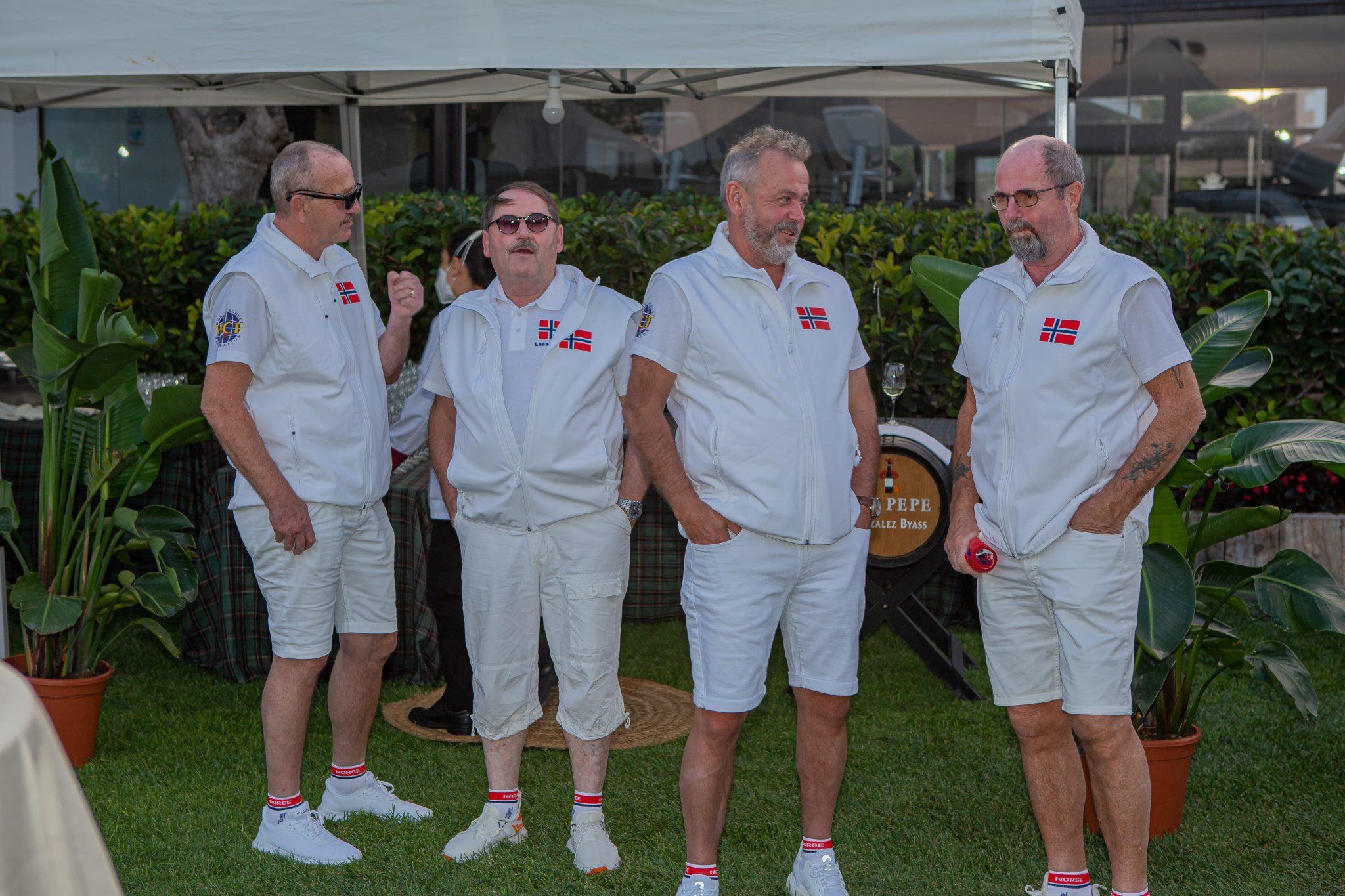III Campeonato del Mundo de Croquet por Países - Real Novo Sancti Petri 39