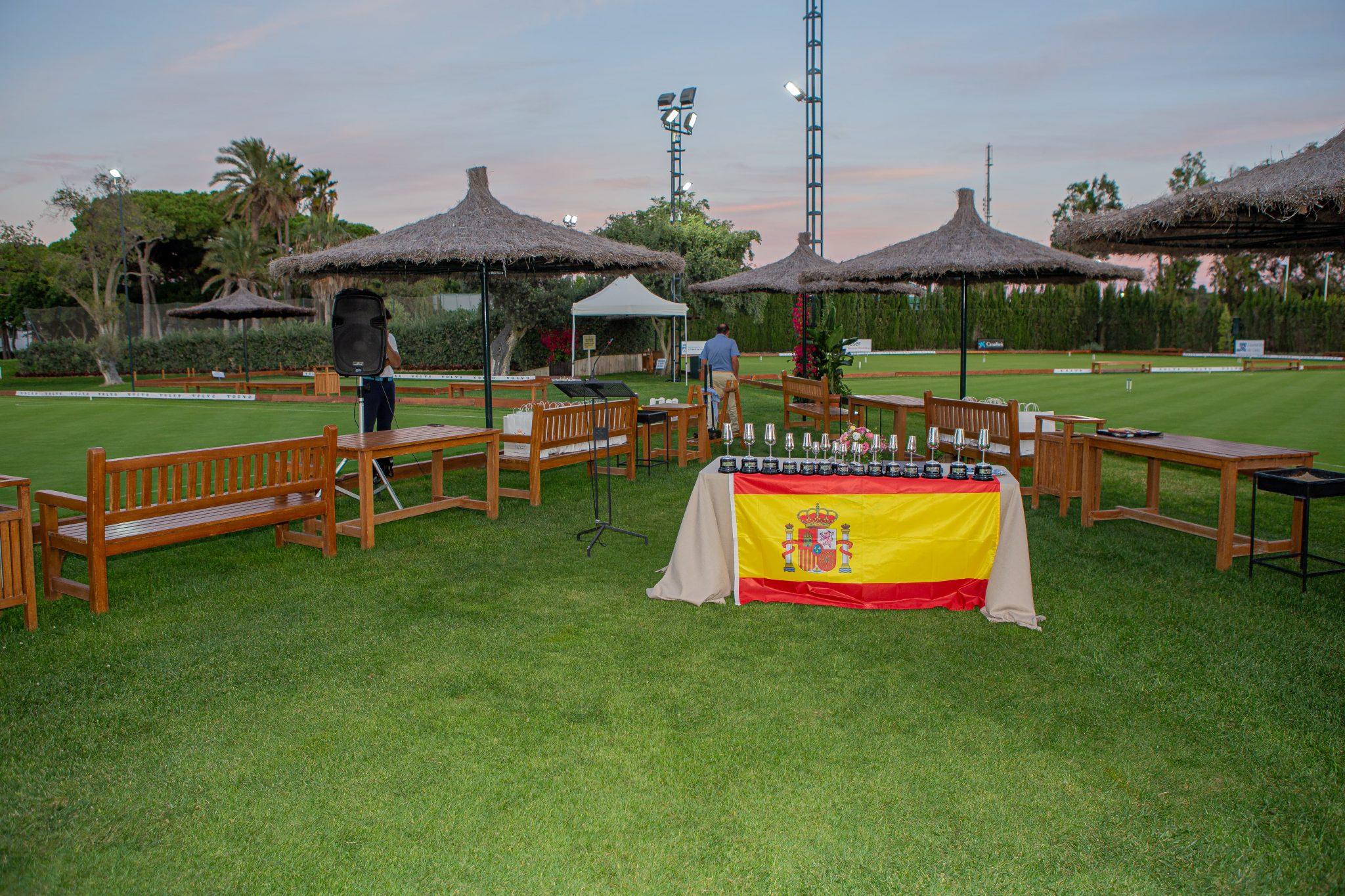 III Campeonato del Mundo de Croquet por Países - Real Novo Sancti Petri 44