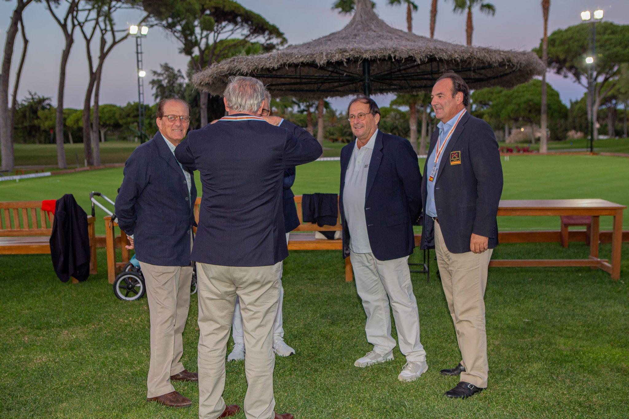 III Campeonato del Mundo de Croquet por Países - Real Novo Sancti Petri 50