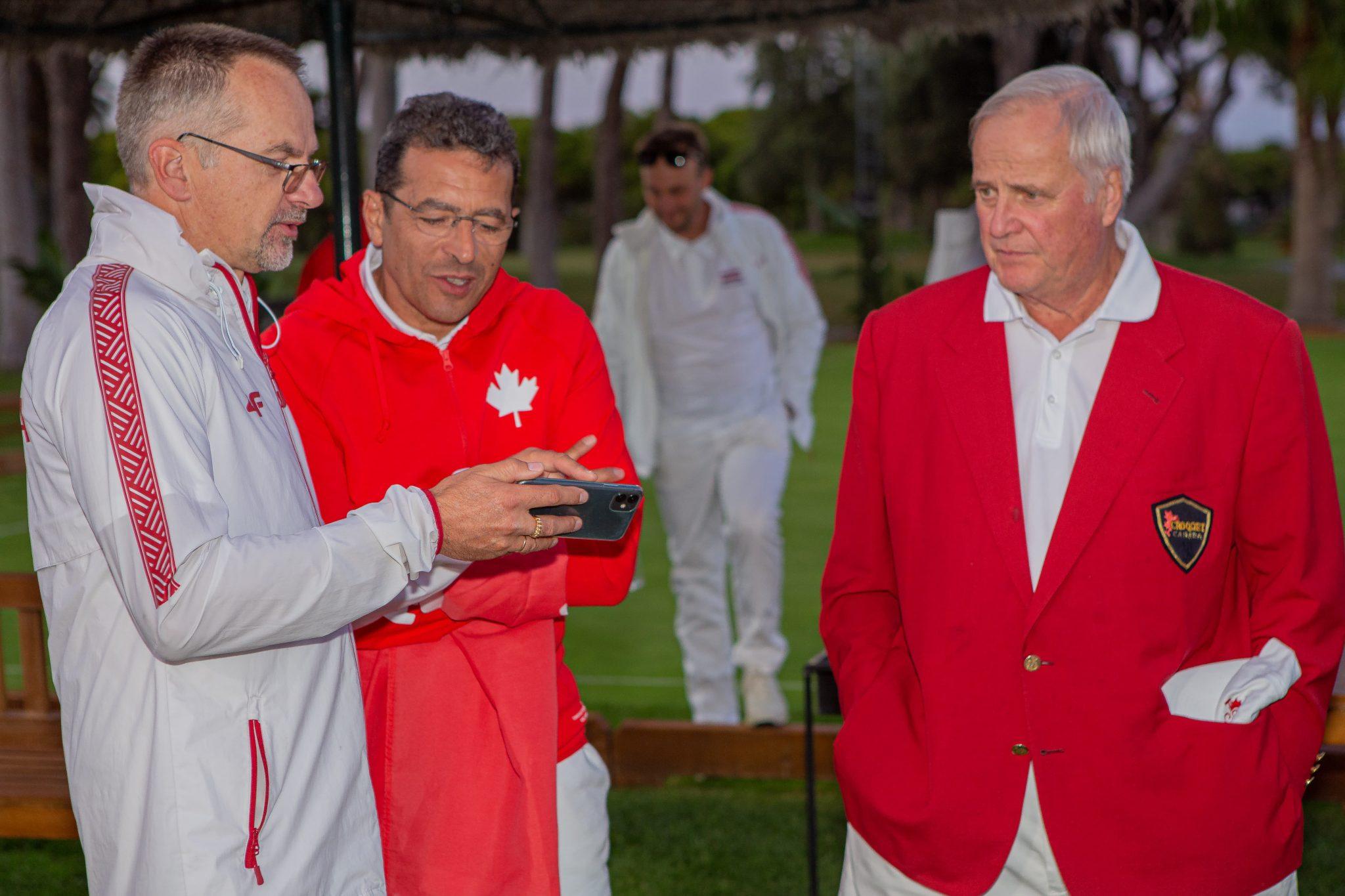III Campeonato del Mundo de Croquet por Países - Real Novo Sancti Petri 51