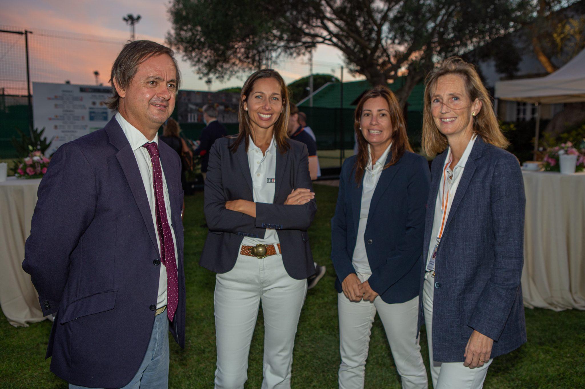 III Campeonato del Mundo de Croquet por Países - Real Novo Sancti Petri 53