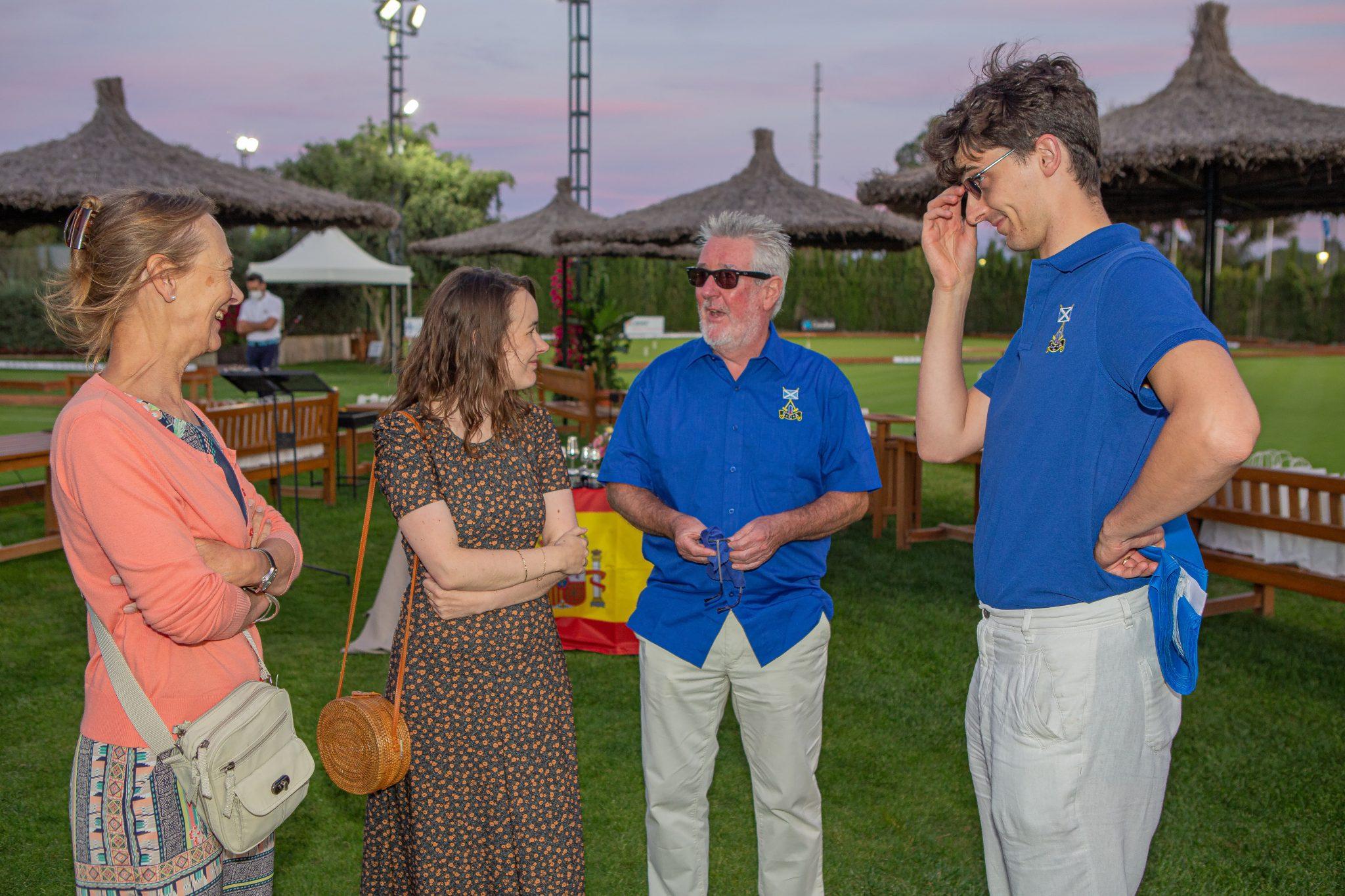 III Campeonato del Mundo de Croquet por Países - Real Novo Sancti Petri 56
