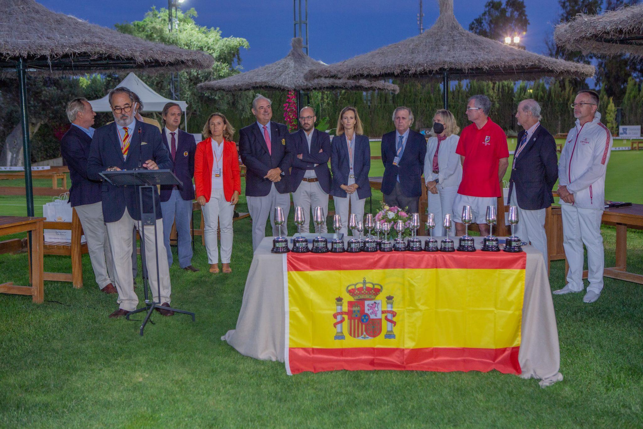 III Campeonato del Mundo de Croquet por Países - Real Novo Sancti Petri 64