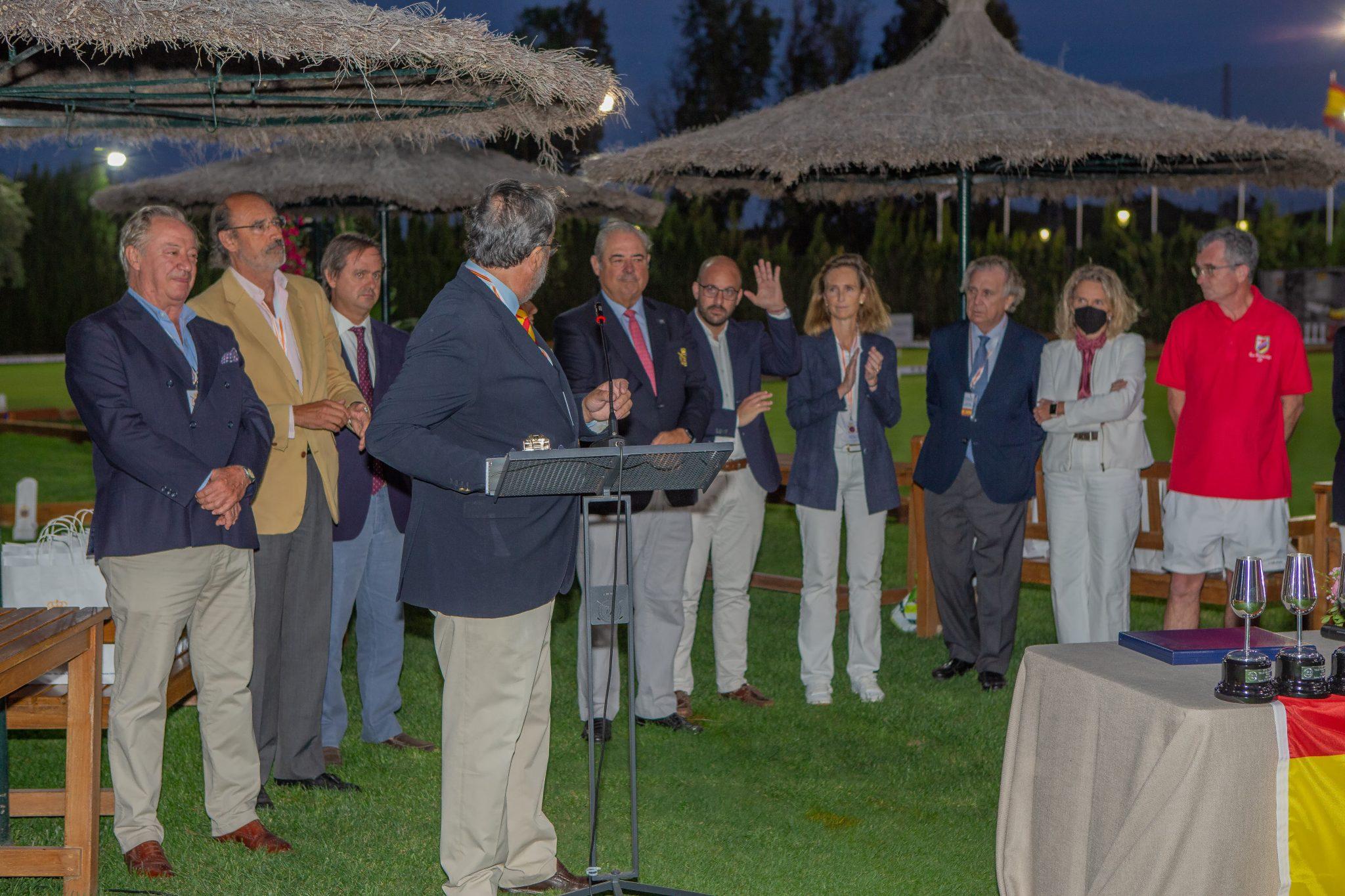 III Campeonato del Mundo de Croquet por Países - Real Novo Sancti Petri 69