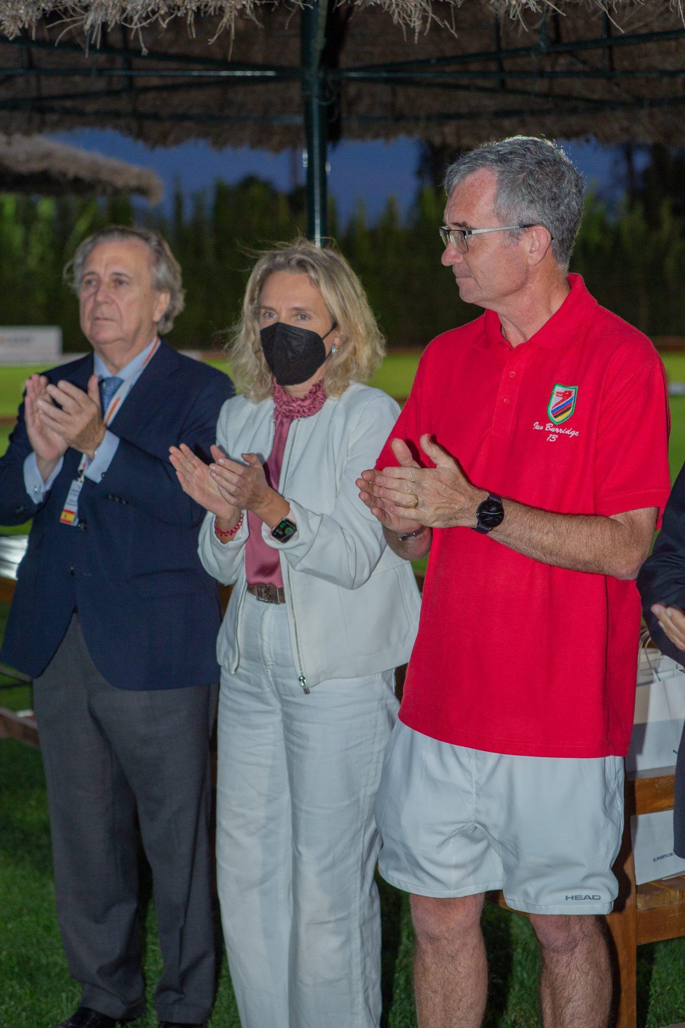 III Campeonato del Mundo de Croquet por Países - Real Novo Sancti Petri 75