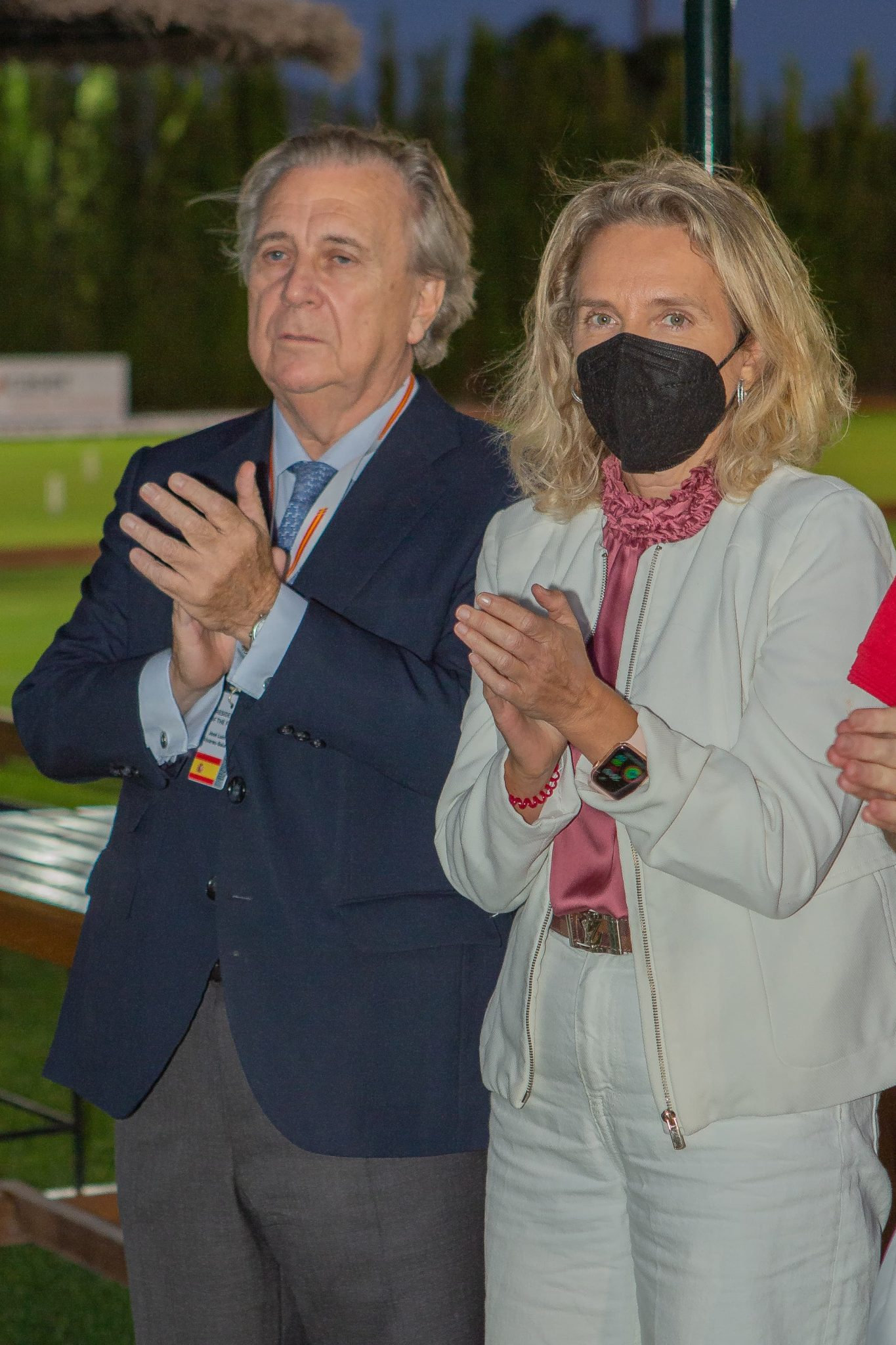 III Campeonato del Mundo de Croquet por Países - Real Novo Sancti Petri 76