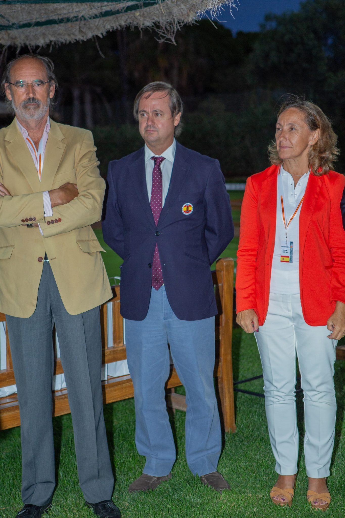 III Campeonato del Mundo de Croquet por Países - Real Novo Sancti Petri 80