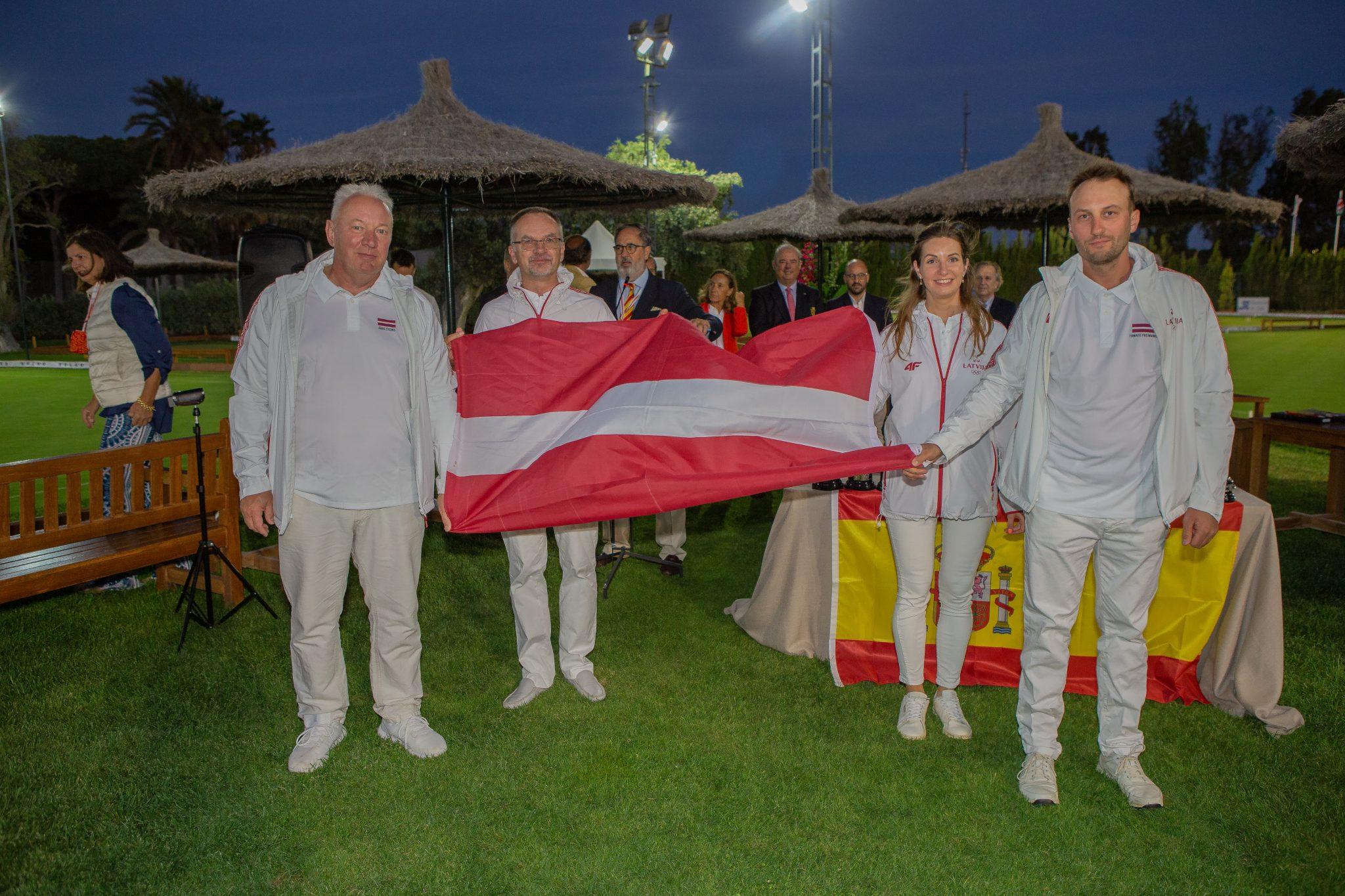 III Campeonato del Mundo de Croquet por Países - Real Novo Sancti Petri 88