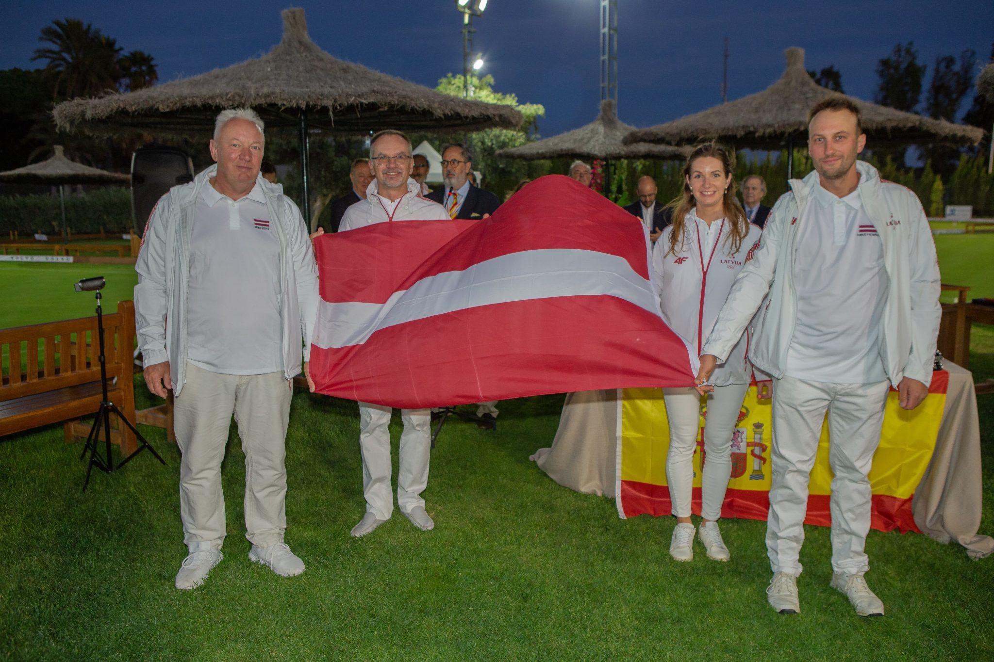 III Campeonato del Mundo de Croquet por Países - Real Novo Sancti Petri 89