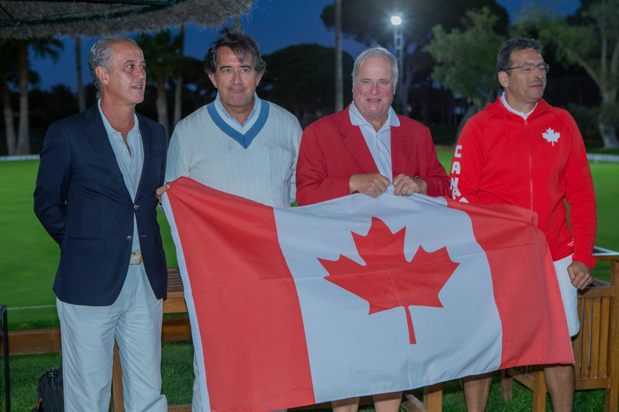 III Campeonato del Mundo de Croquet por Países - Real Novo Sancti Petri 90