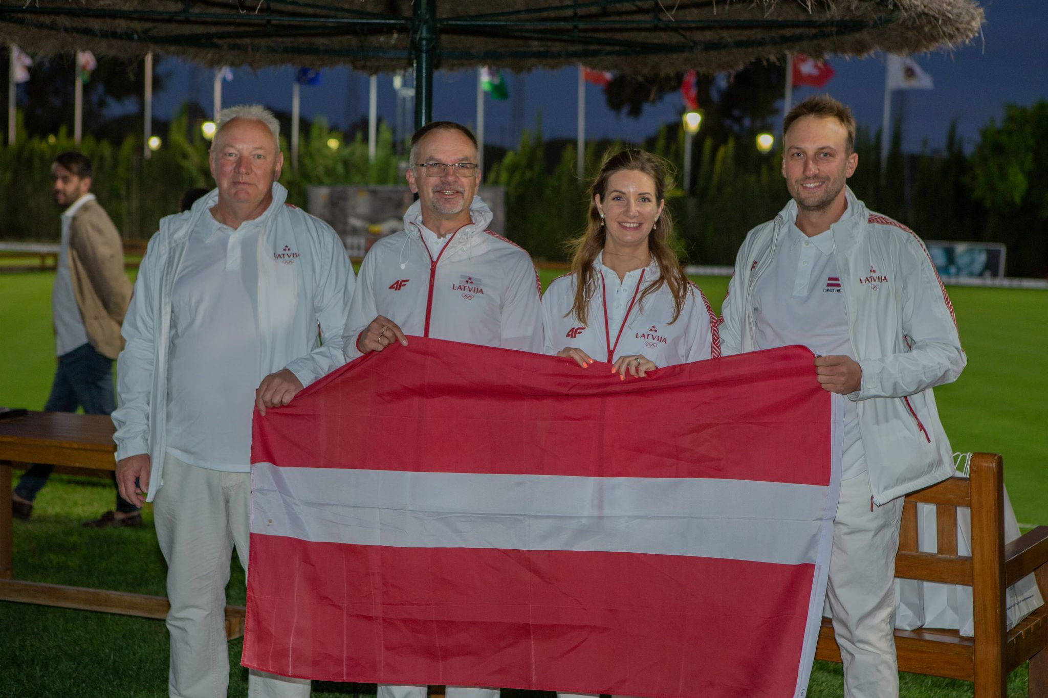 III Campeonato del Mundo de Croquet por Países - Real Novo Sancti Petri 91
