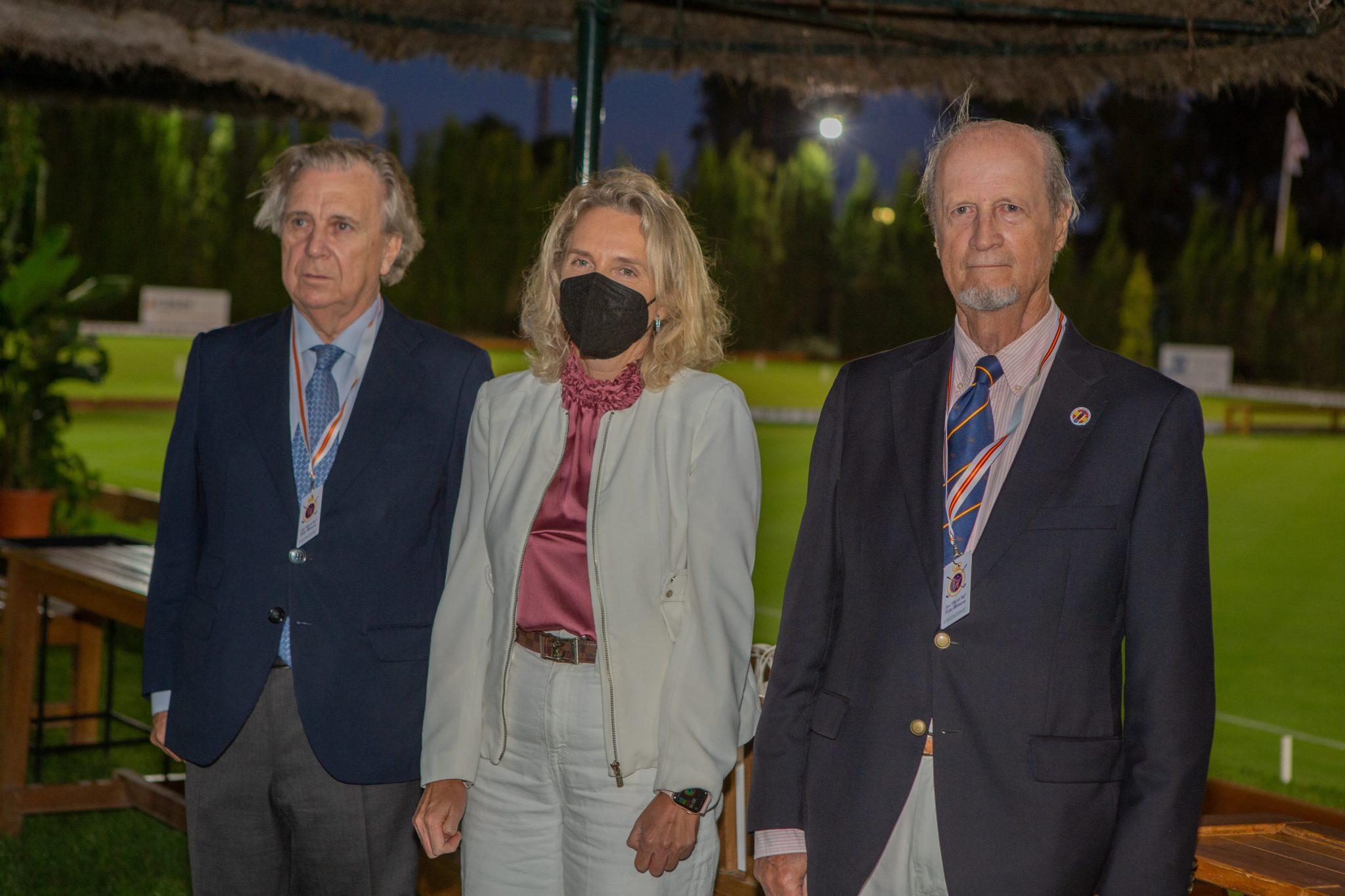 III Campeonato del Mundo de Croquet por Países - Real Novo Sancti Petri 92