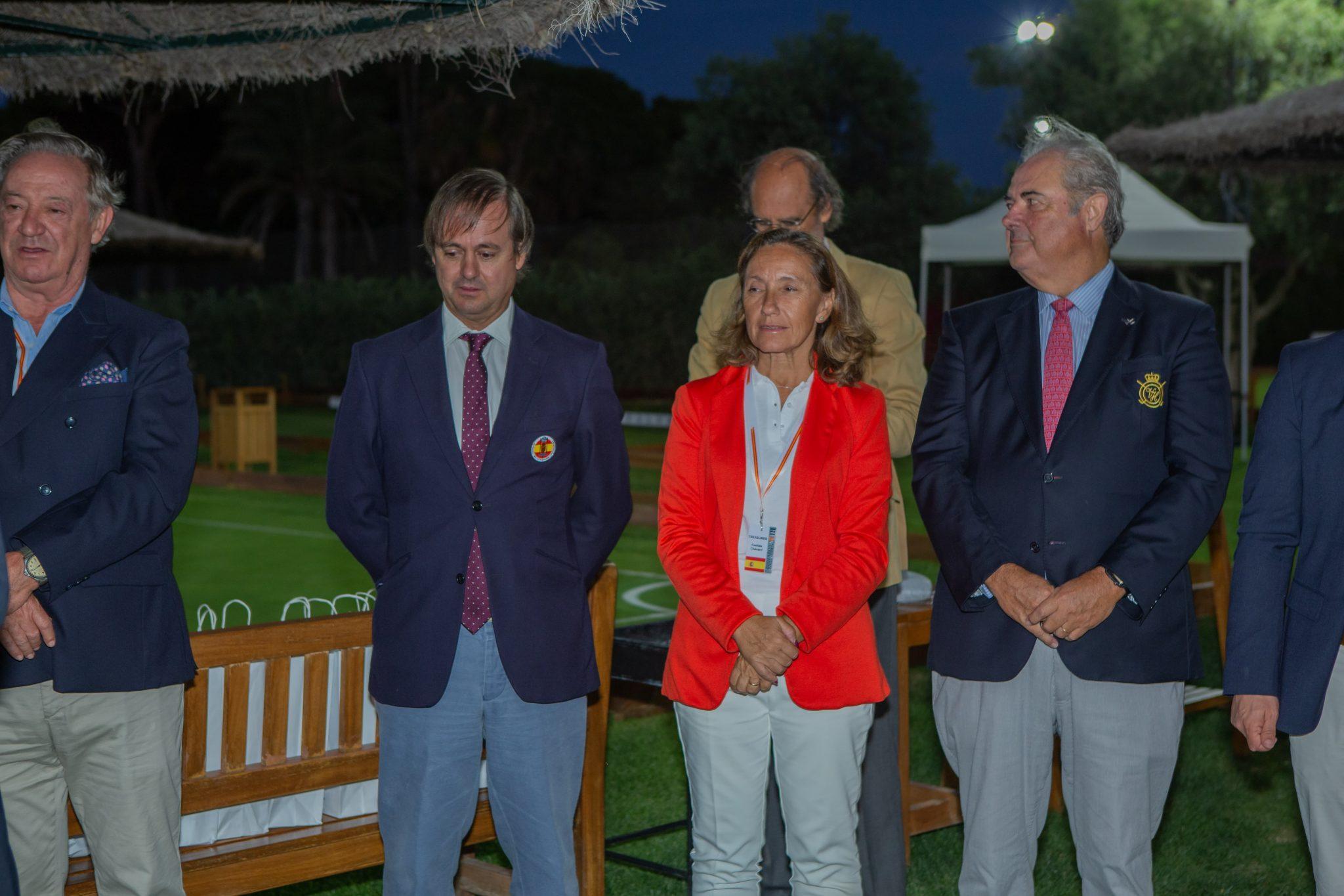 III Campeonato del Mundo de Croquet por Países - Real Novo Sancti Petri 93
