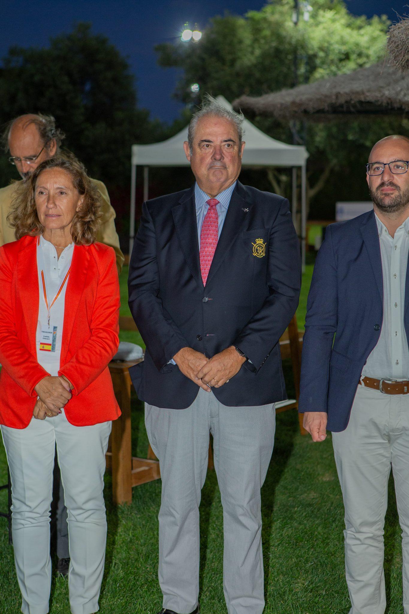 III Campeonato del Mundo de Croquet por Países - Real Novo Sancti Petri 95