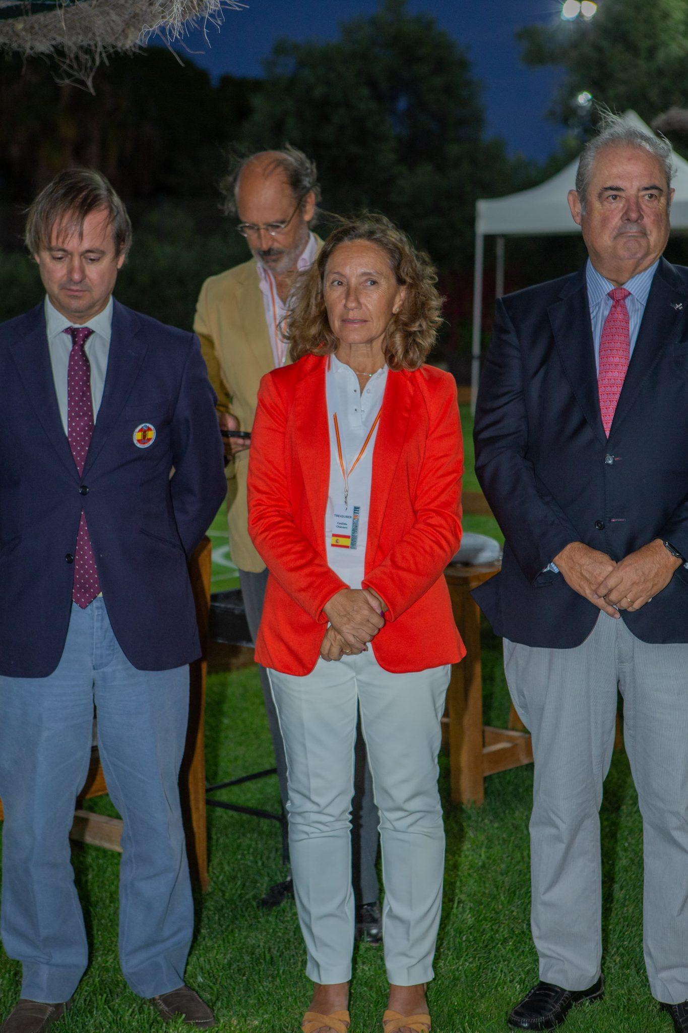 III Campeonato del Mundo de Croquet por Países - Real Novo Sancti Petri 96