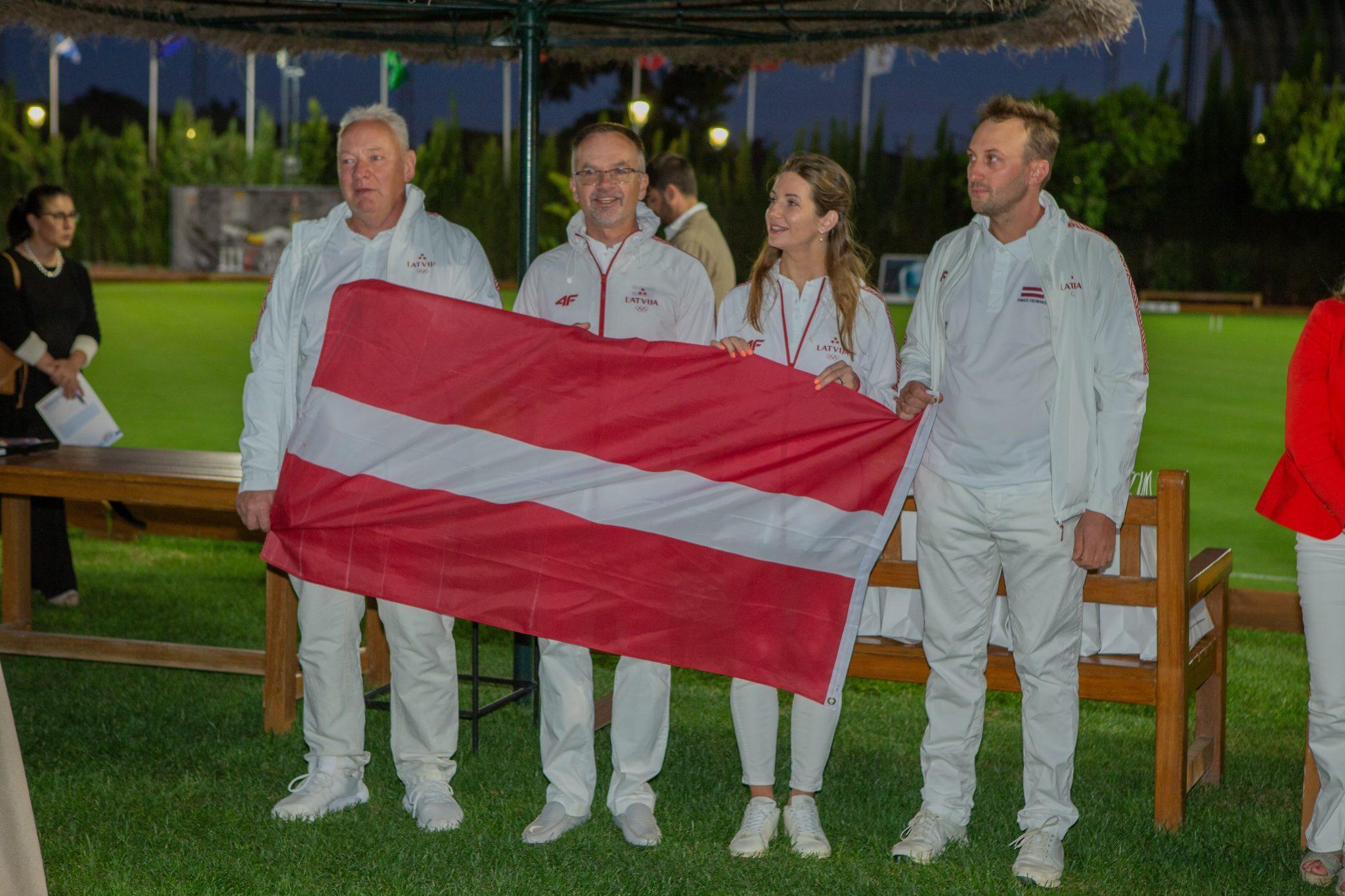 III Campeonato del Mundo de Croquet por Países - Real Novo Sancti Petri 97